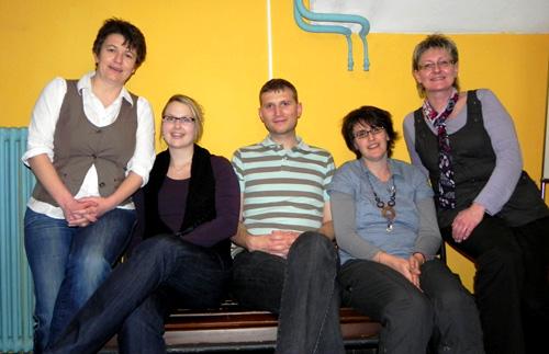 Der neue Vorstand der Feldmusik Seewen