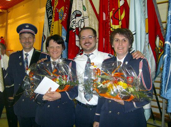 Veteranenernennung 2008